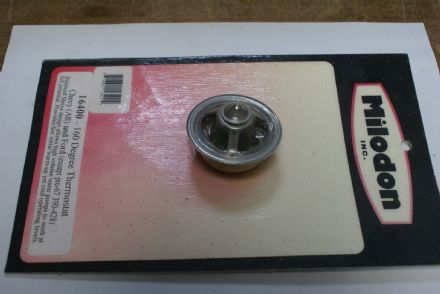 160 Degree Thermostat,Milodon 16400,New